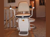 Precision Indoor Stairlift