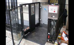 Wheelchair Lifts Photo Gallery