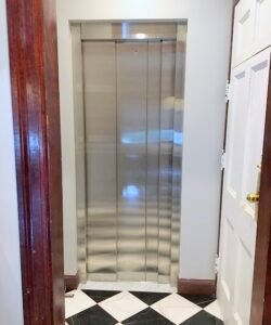 Residential Elevator – NYC Townhouse